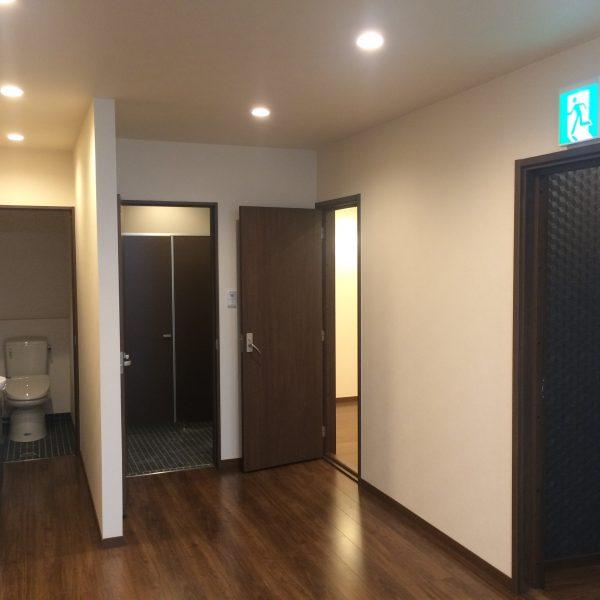 志路2階改修